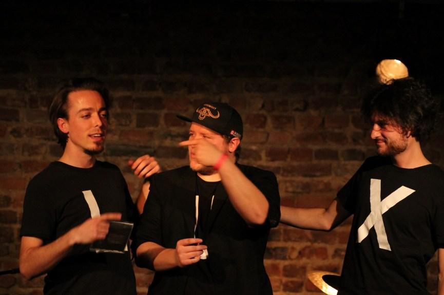 Trio de lucs 11