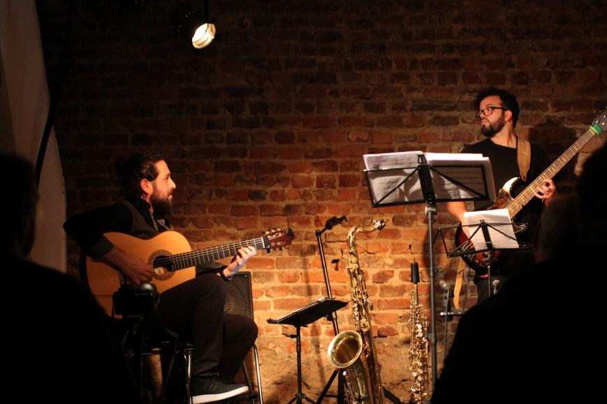 FOTOS: Alvaro Severino Quartett 7