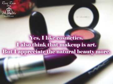 Makeup Quote