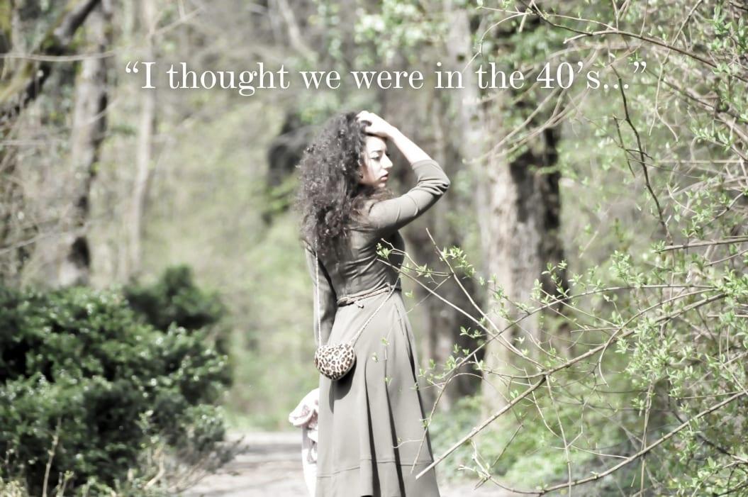 Haunted 40's