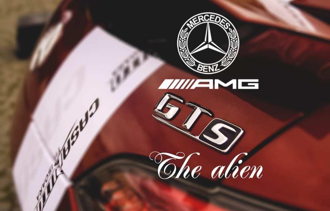 AMG GT S – The Alien