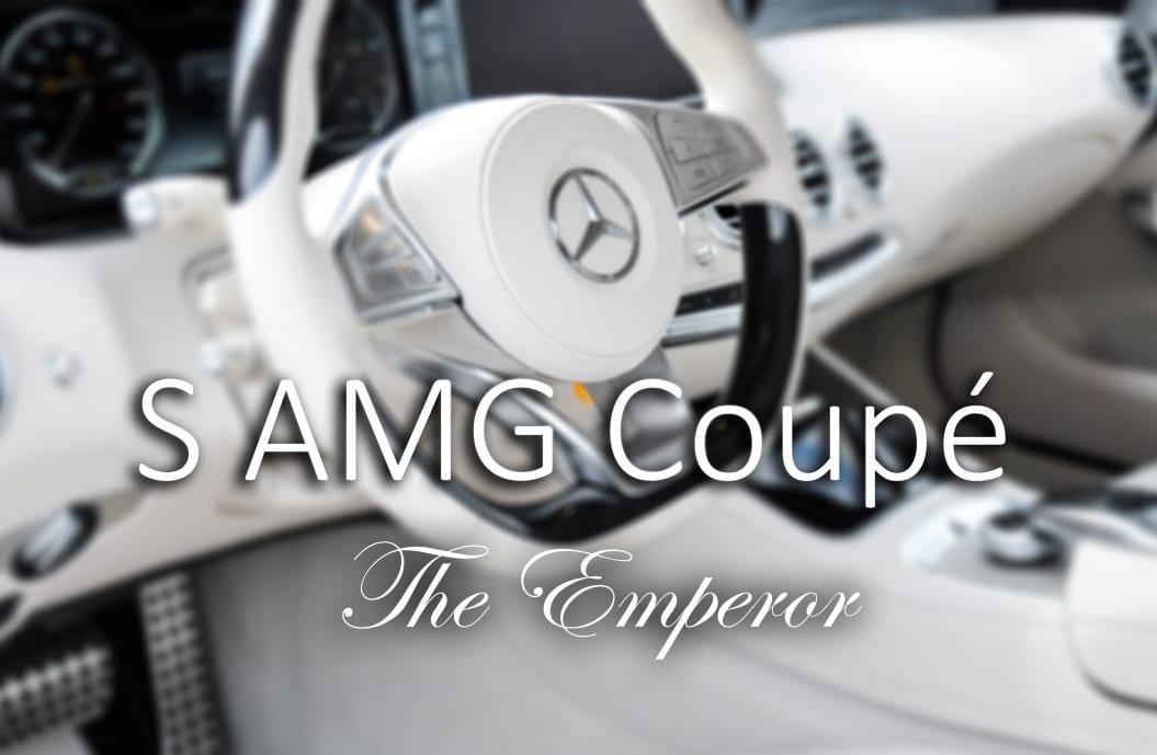 S amg Coupé – The Emperor