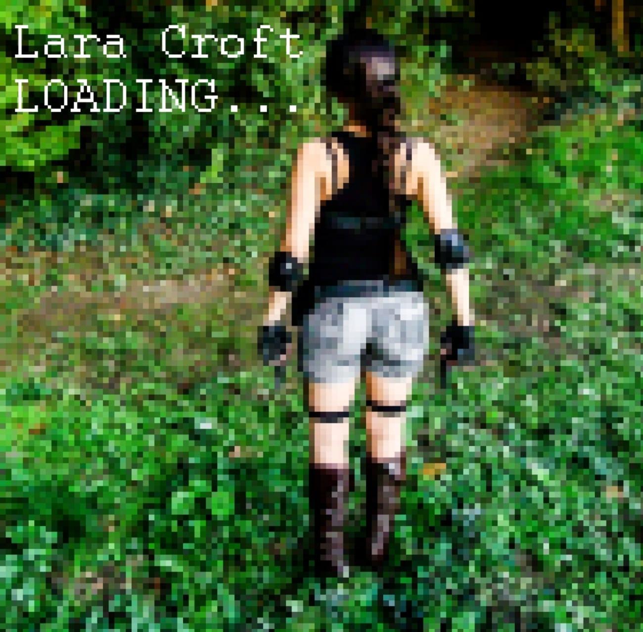 Lara Croft from Tomb Raider – Halloween #2