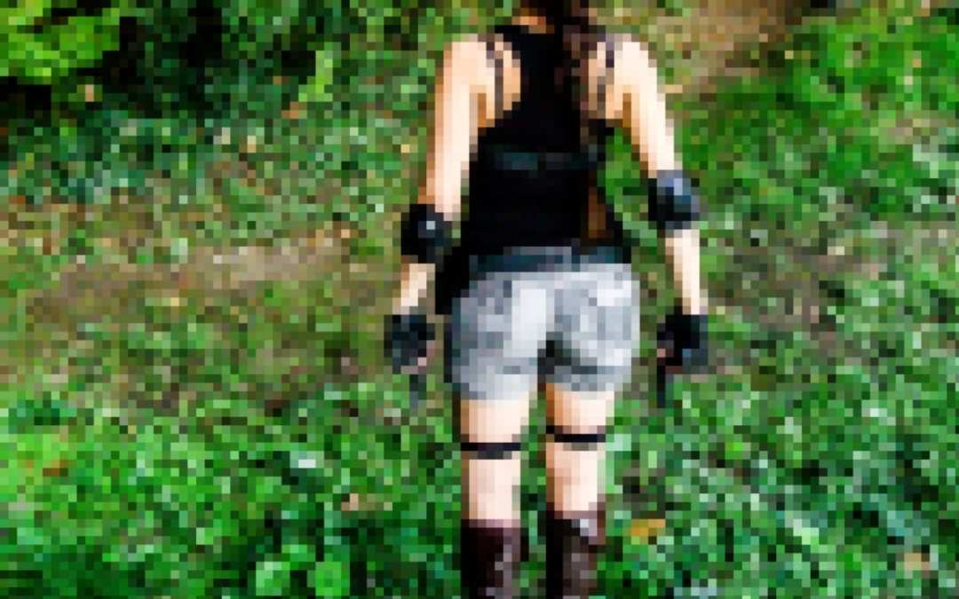 Lara Croft from Tomb Raider – Halloween #2