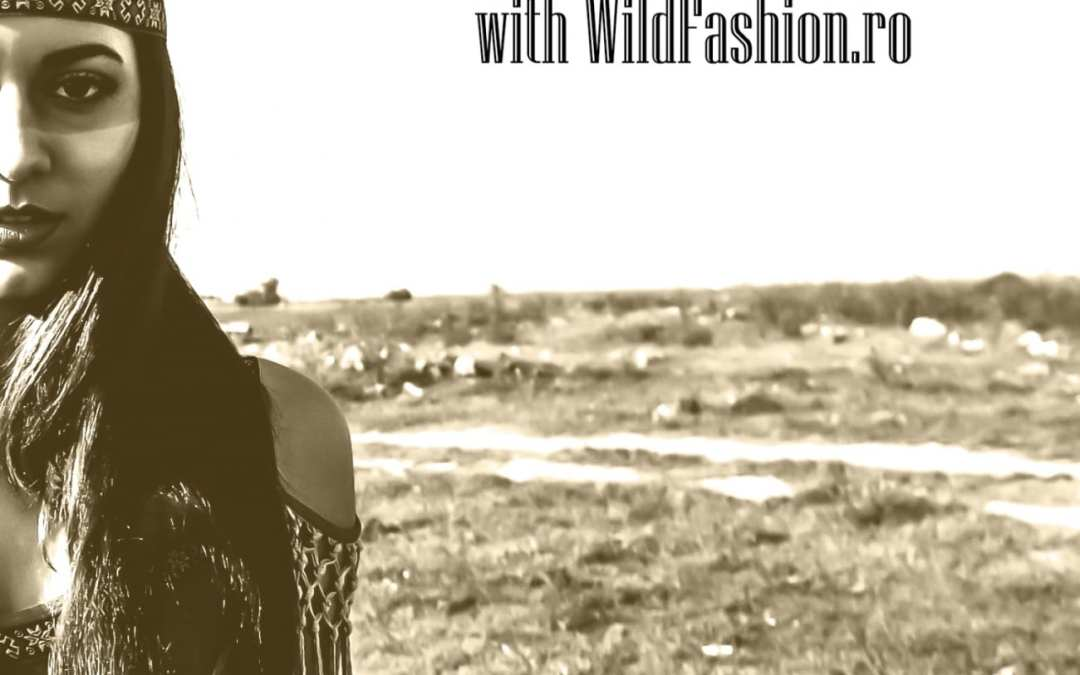 Wild Native with WildFashion.ro – Halloween #4