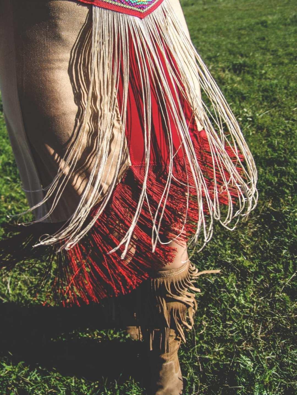 roxi rose fashion blog romania halloween indian native costume wildfashion (7)
