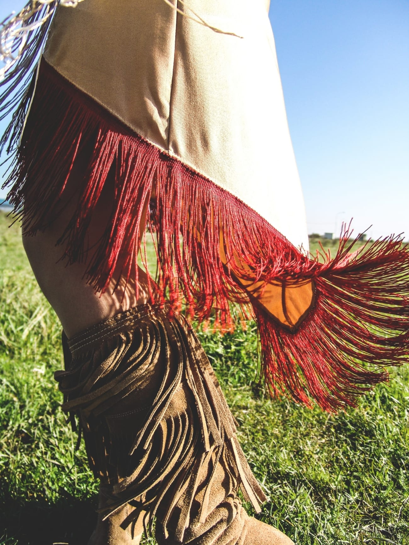 roxi rose fashion blog romania halloween indian native costume wildfashion (8)