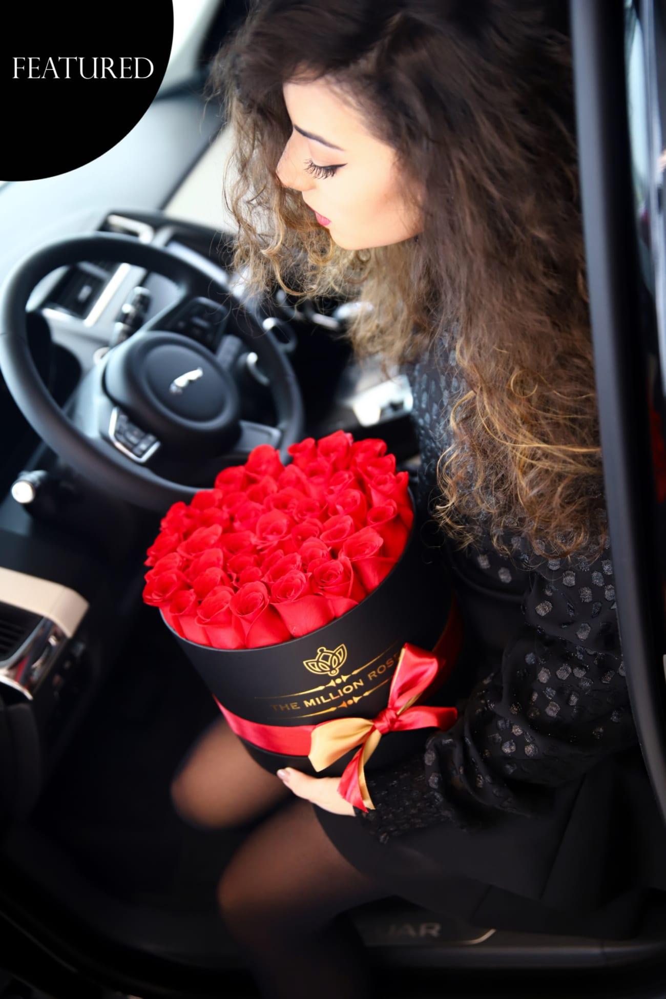 The Million Roses Timisoara