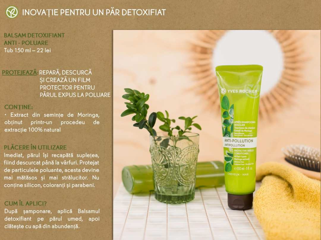 voucher reducere cupon discount cod promotional yves rocher mai 2018 romania