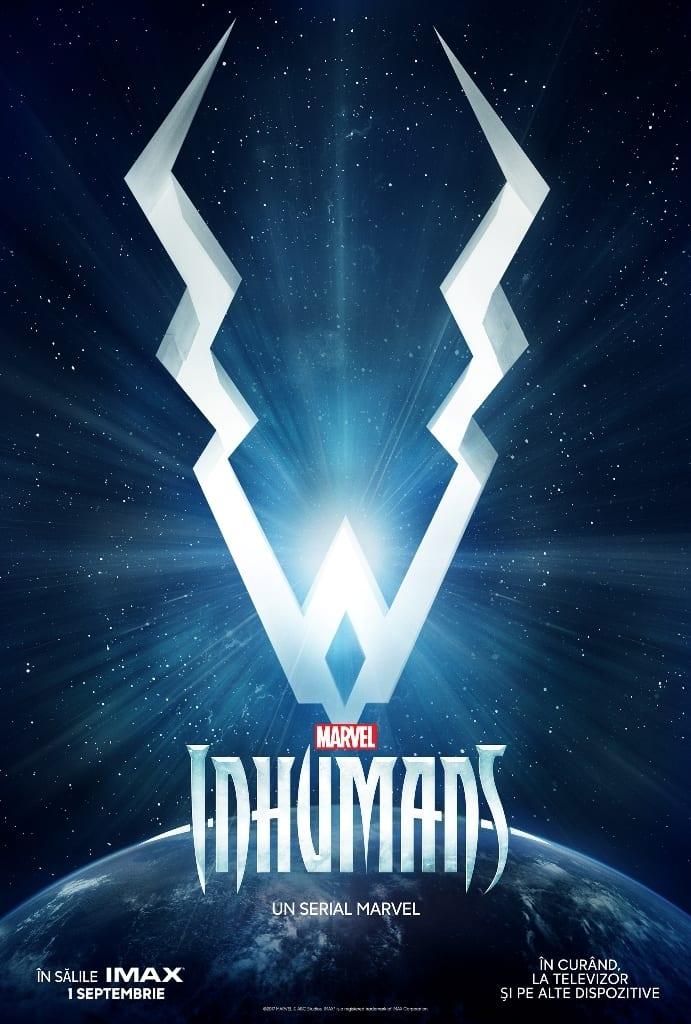 Inhumans by Marvel