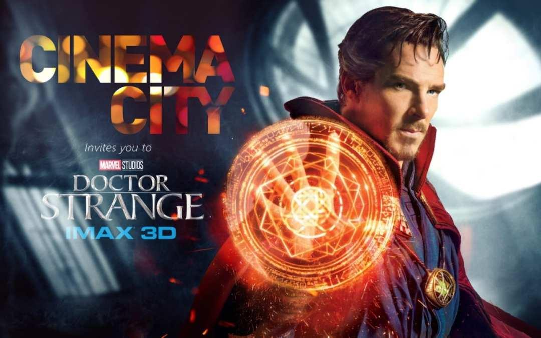 CinemaCity Shopping City Timisoara – Doctor Strange