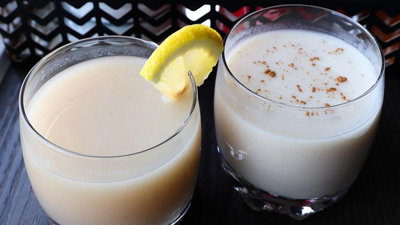 Jamaican Soursop Juice Recipe with Lime or Milk - by RoxyChowDown.com