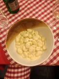 four-cheese gnocchi