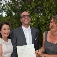 Park wedding, Sunshine Coast