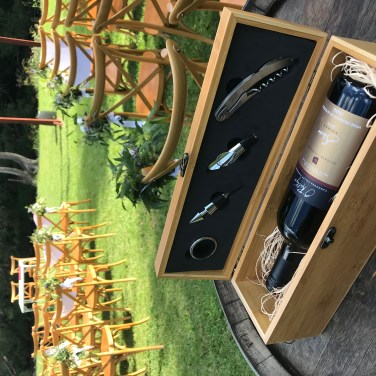 Open Wine Box