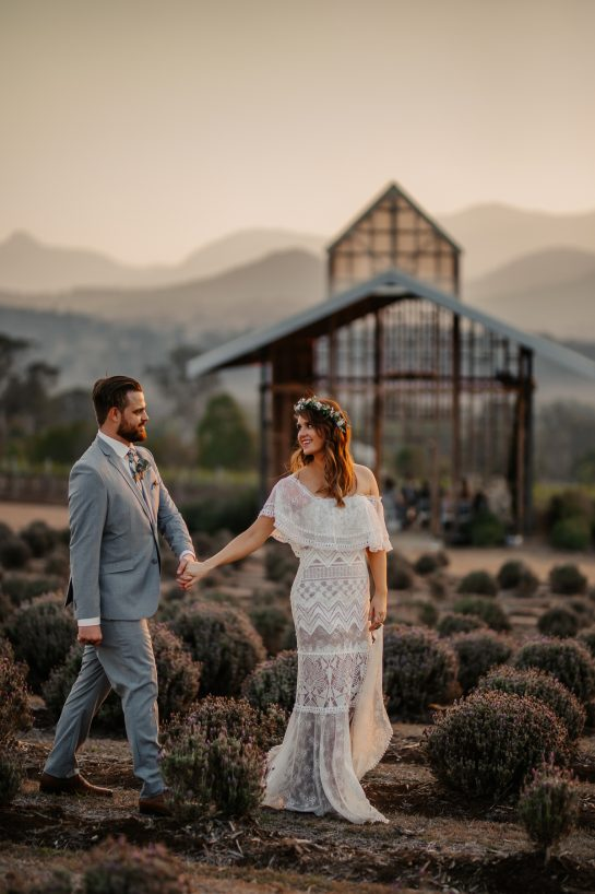 Couple marry Roxy Celebrant
