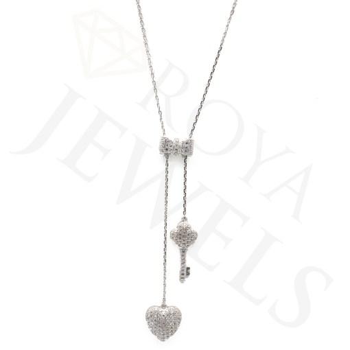 Necklace Heart Roya Jewels