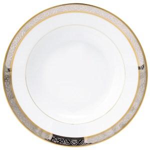 Assiette creuse à aile - Orléans