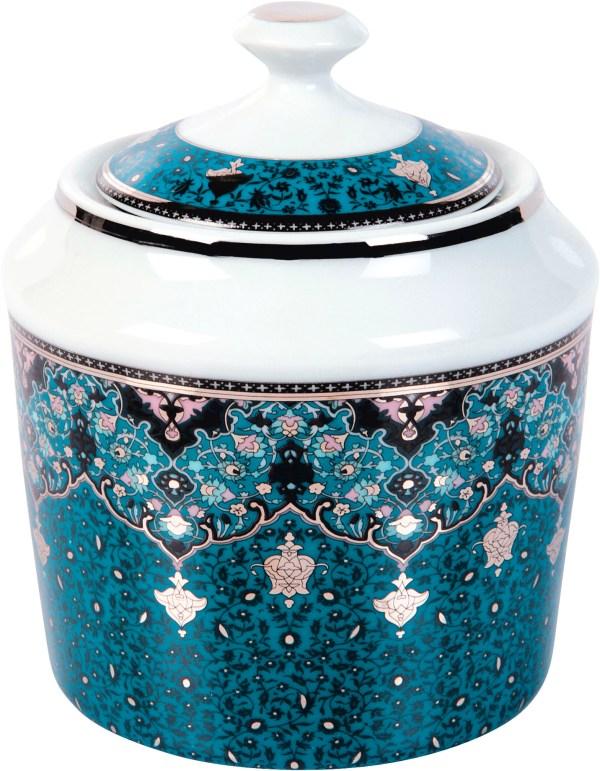 Sucrier - Dhara bleu