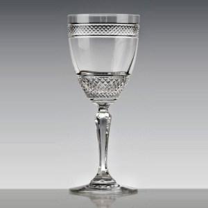Verre à vin rouge Séville - Cristal de Paris