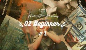 マクミランリーダーズ, macmillan readers, レベル2, Beginner,, level2
