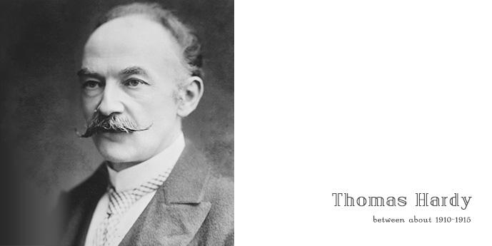 トーマス・ハーディ, Thomas Hardy, ラッパ隊長, トランペット隊長, The Trumpet-Major, 写真