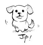 ドリトル先生, アフリカゆき, Doctor Dolittle, Jip, 犬, dog, 動物, animals