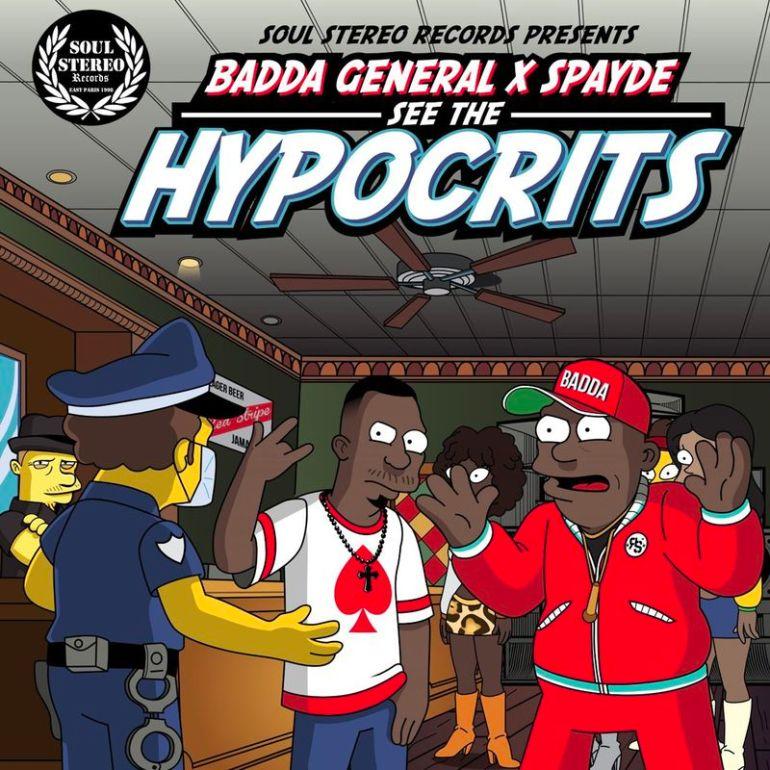 Hypocrits - Soul Stereo Records