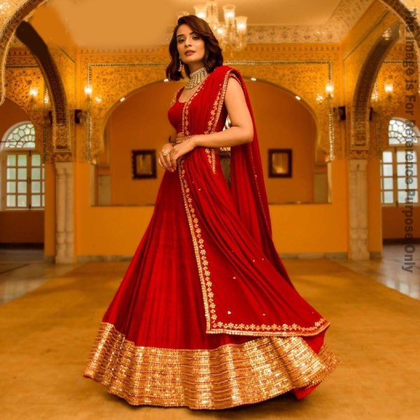 elegant-red-color-georgette-silk-with-embroidery-work-wedding-wear-lehenga-choli