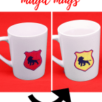 Harry Potter Transfiguration Class With Coloring Changing Mugs Royal Baloo