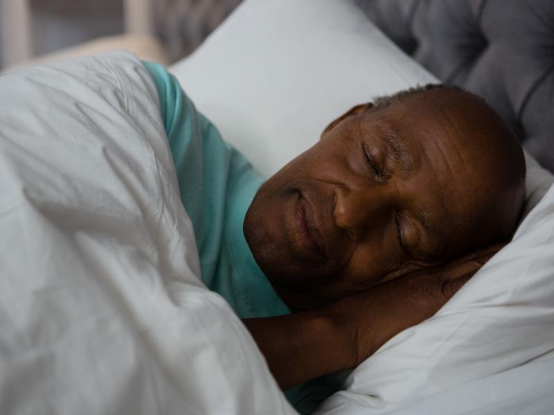 Why Do Seniors Sleep So Much?