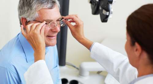 Nursing Home New Jersey for Vision Loss & Cognitive Decline in Elderly Persons
