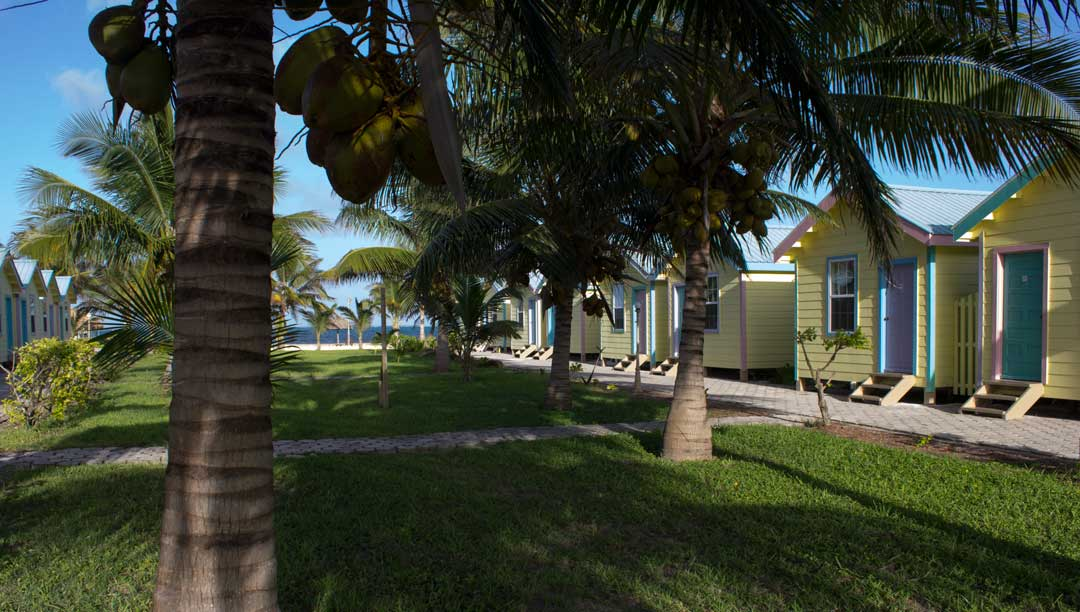 Rustic Caribbean San Royal Resort Cabana Belize Pedro