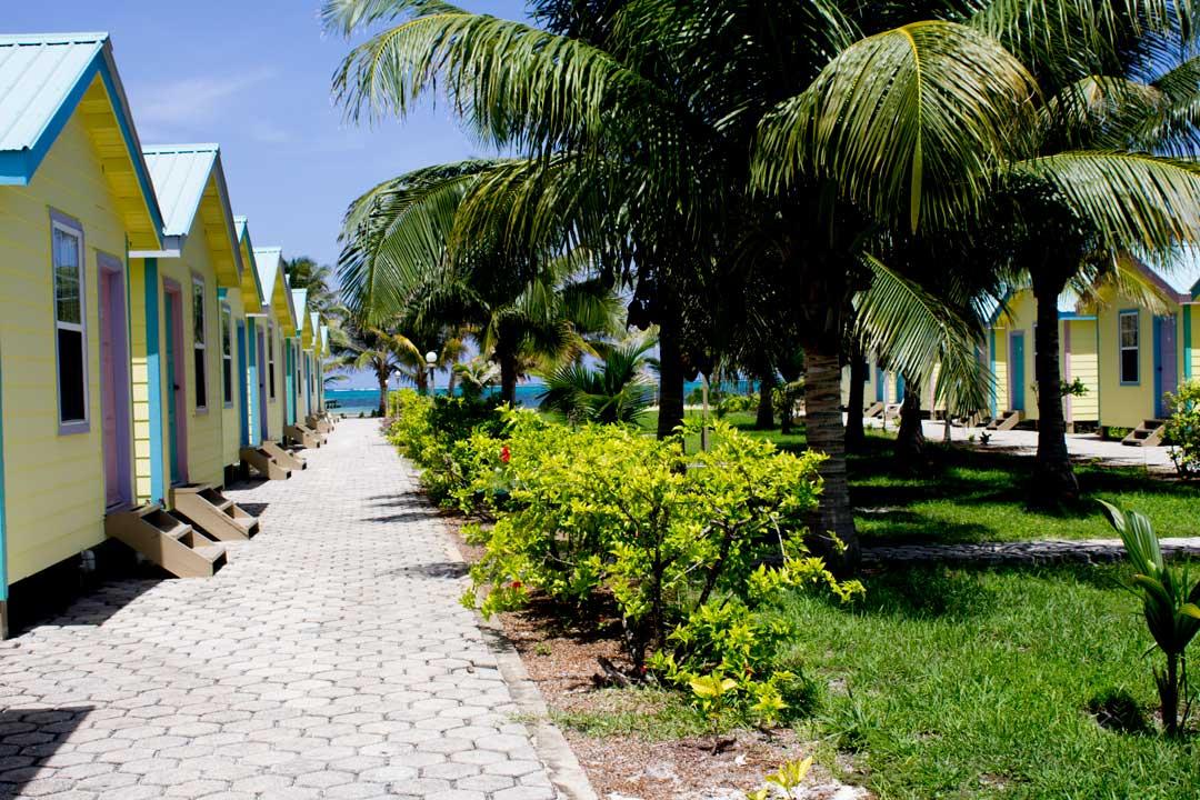 Pedro Rustic Cabana Resort San Caribbean Royal Belize