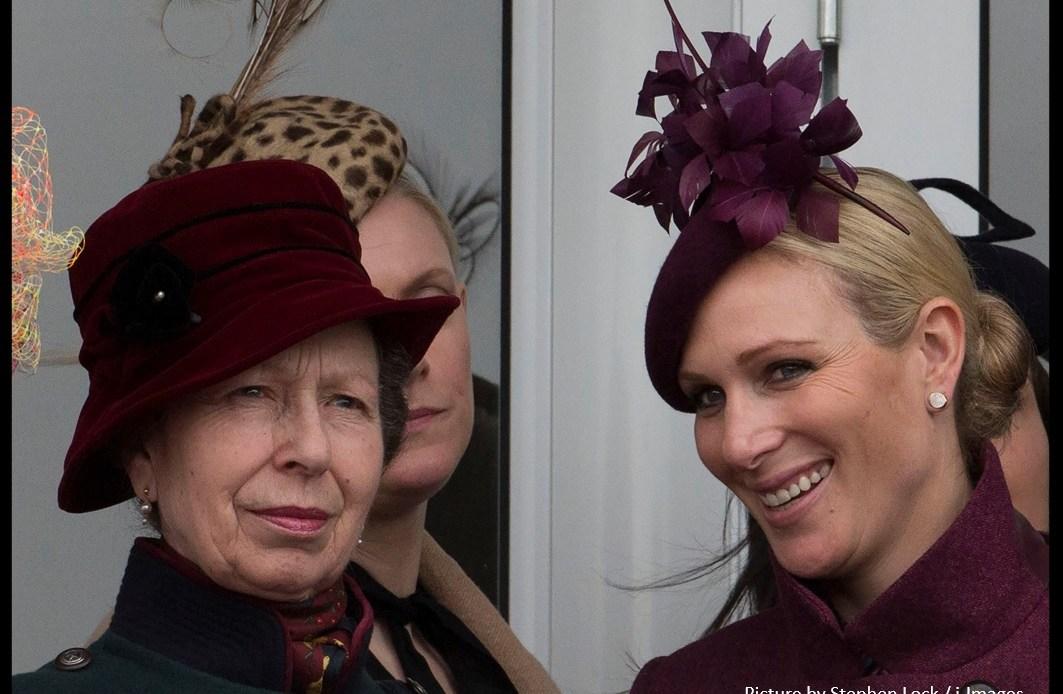 The Princess Royal, Zara Tindall