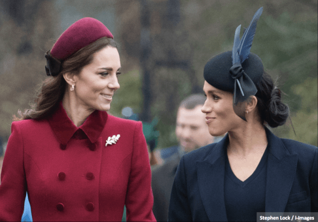 The Cambridges and Sussexes voice support for Every Mind Matters