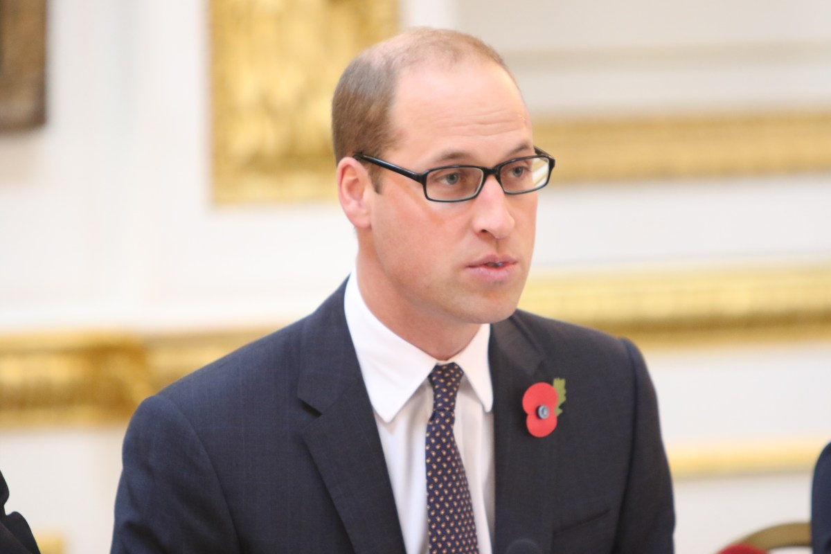 Duke of Cambridge presides over Investitures, presents to naval hero and cricket stars