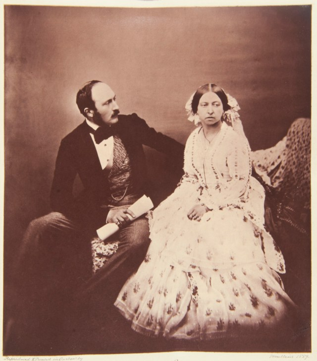 A new insight into the love story of Queen Victoria and Prince Albert