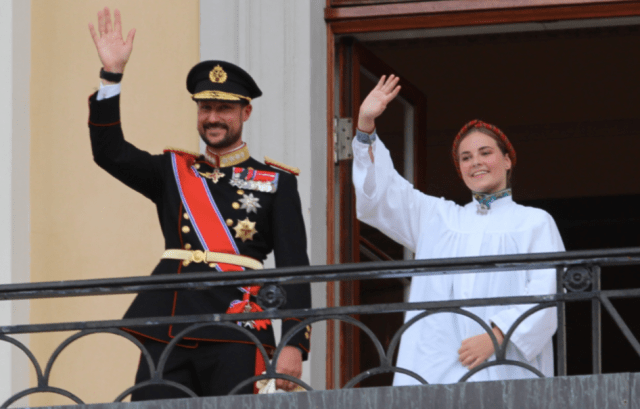 Taking a look at the presents Princess Ingrid Alexandra received for her confirmation
