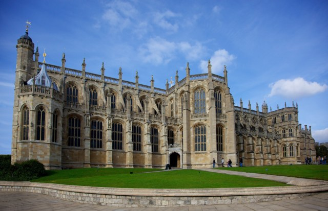 Major restoration at Windsor Castle opens new path to the past for visitors