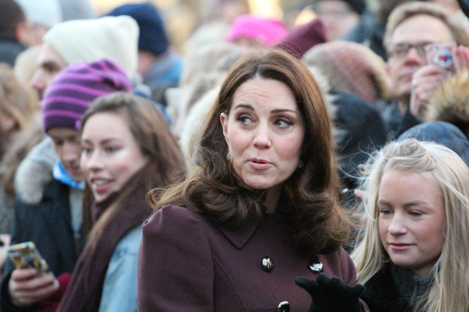 "Kensington Palace slams ""false"" claims made about the Duchess of Cambridge"