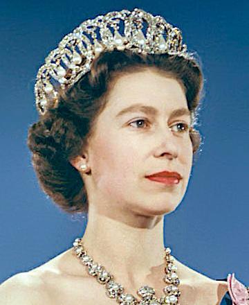 Elizabeth II, 1959