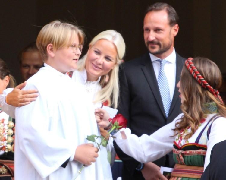 Prince Sverre, Mette-Marit, Ingrid, Haakon
