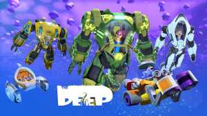 The Deep Animated Series