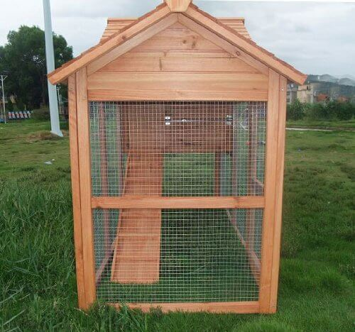 powhut chicken coop