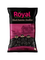 Royal Black Raisin Seedless 400gm f