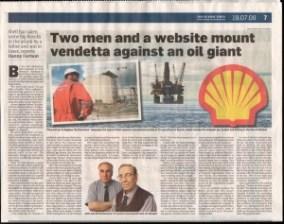 SundayTimes19thJuly2009