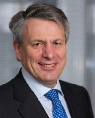 Ben van Beurden, Chief Executive Officer. Royal Dutch Shell Plc