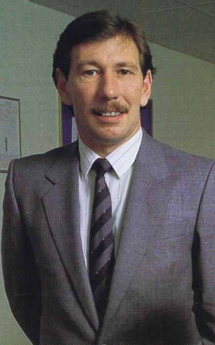 Roger Sotherton, Marketing Director, Don Marketing: 1984