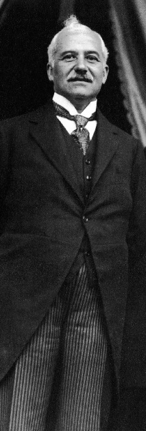 Sir Henri Deterding: 1922